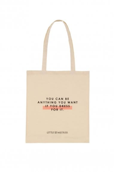 Little Mistress  Tote Bag