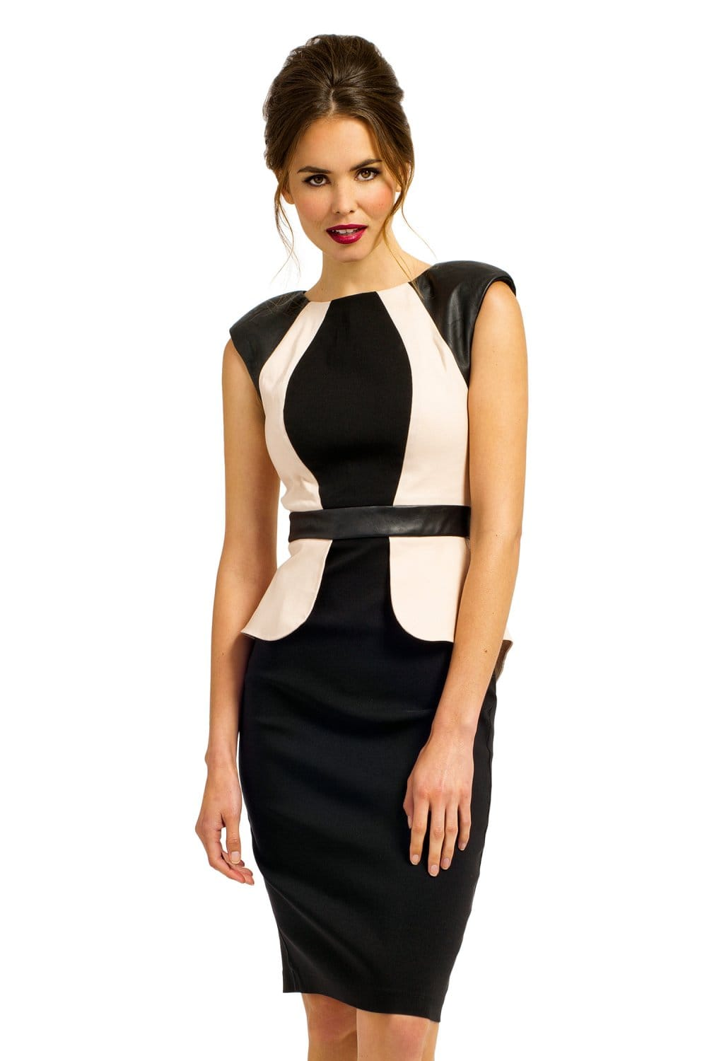 Our cheap peplum dress is a statement whichever way you look at it. New products arrive daily, and DressHead put all the peplum dresses in one place to browse the latest styles!
