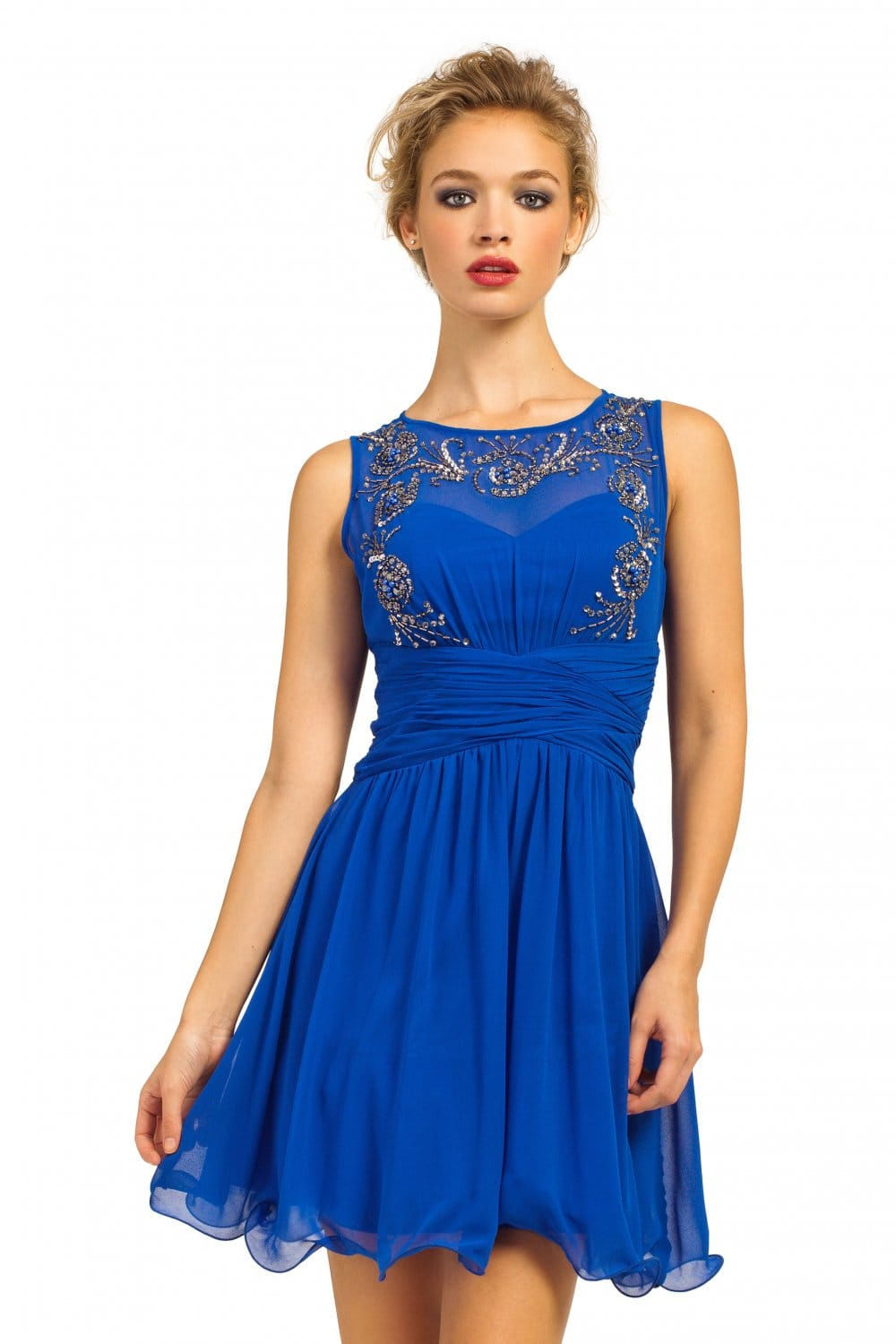 Cobalt Blue Prom Dresses | Cocktail Dresses 2016