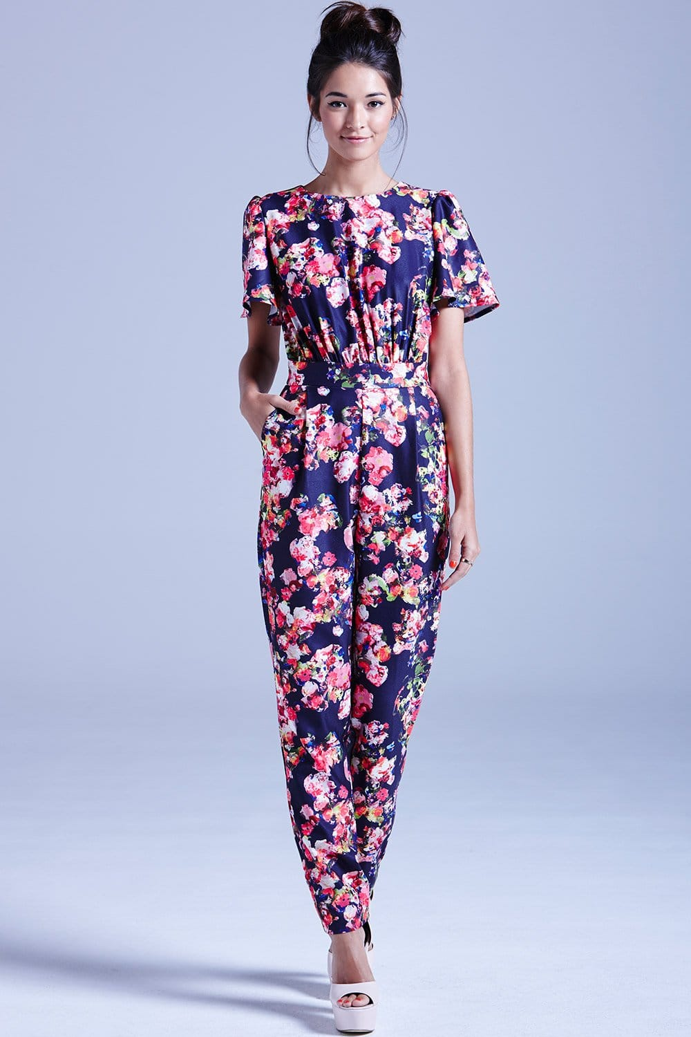 Find floral jumpsuits for women at ShopStyle. Shop the latest collection of floral jumpsuits for women from the most popular stores - all in one.