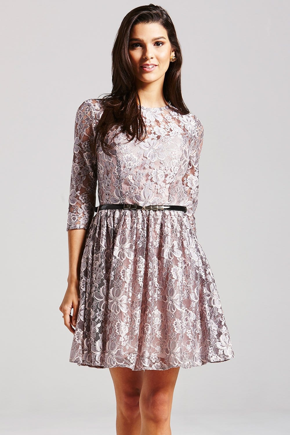 Skater Dresses Get your fit-and-flare on with boohoo's collection of skater dresses - work lace and long sleeve for when you're getting all dolled up or choose classic .