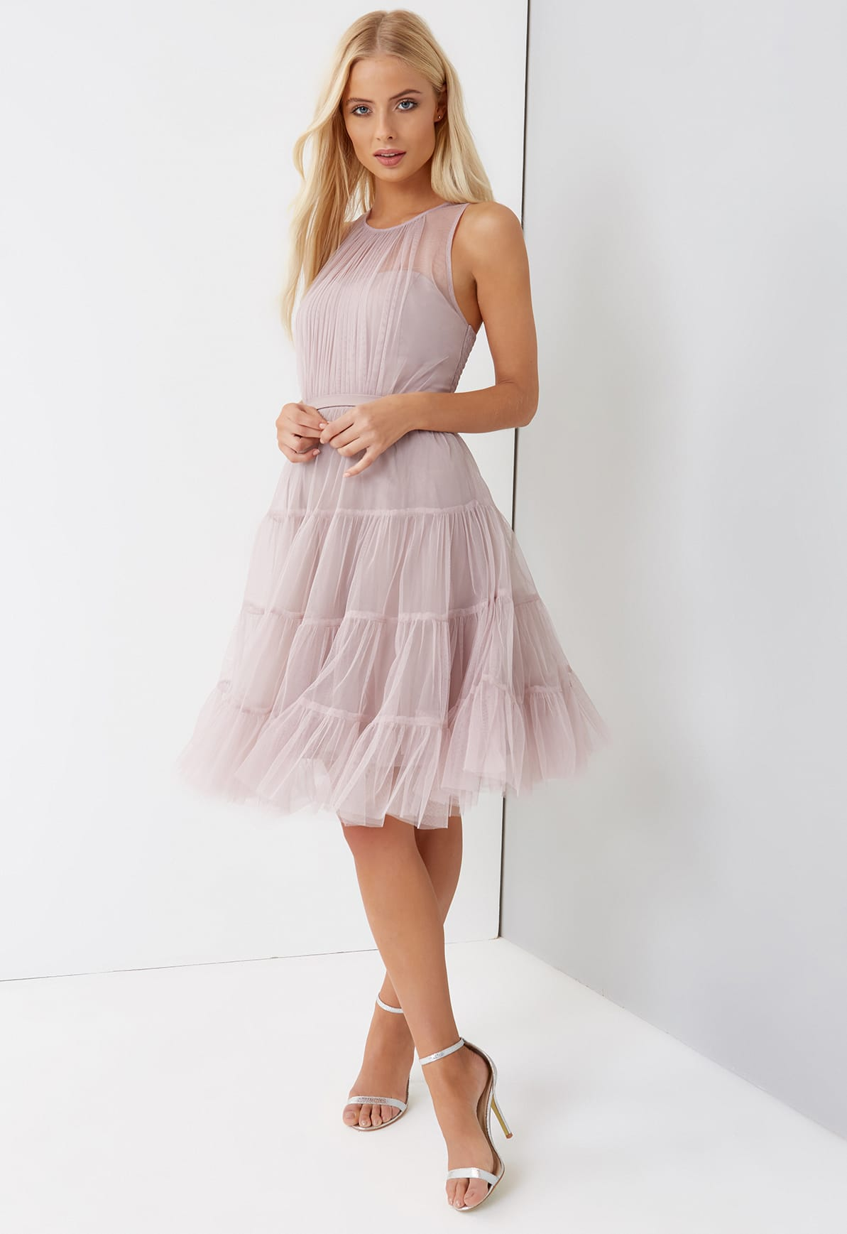 Try Tulle For Prom This Year
