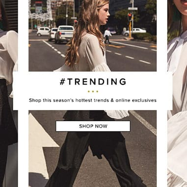 #TRENDING Has Launched