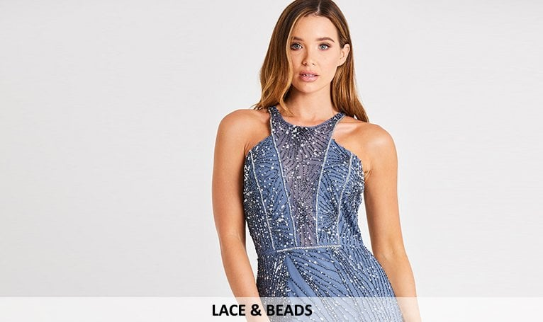 Lace & Beads