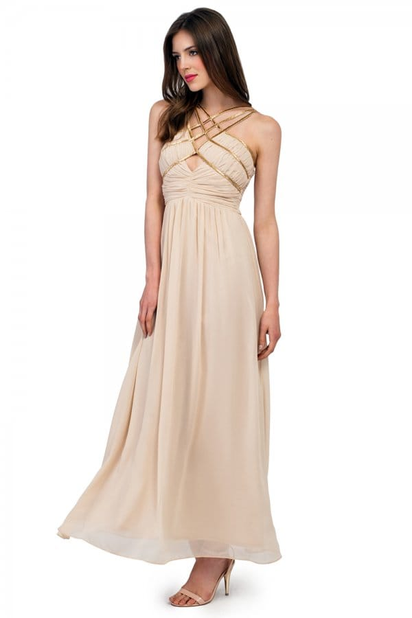 Find great deals on eBay for cream chiffon dresses. Shop with confidence.