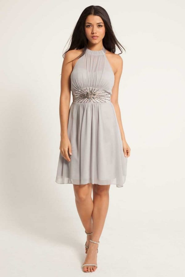 Find Gray chiffon dresses at ShopStyle. Shop the latest collection of Gray chiffon dresses from the most popular stores - all in one place.