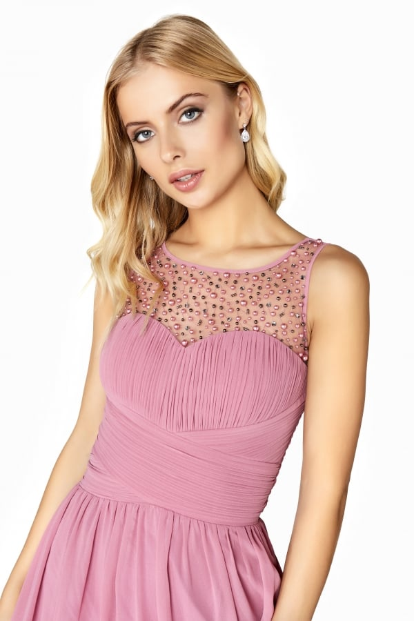 73c517bdc2 Pink Prom Dress - from Little Mistress UK