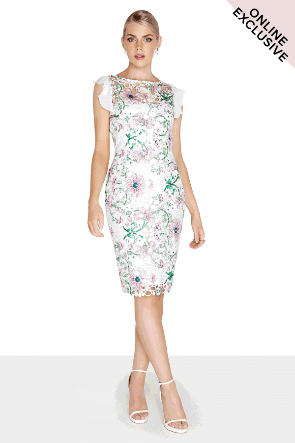 0c015f04d1 Outlet Paper Dolls Garden Lace Dress - Outlet Paper Dolls from ...