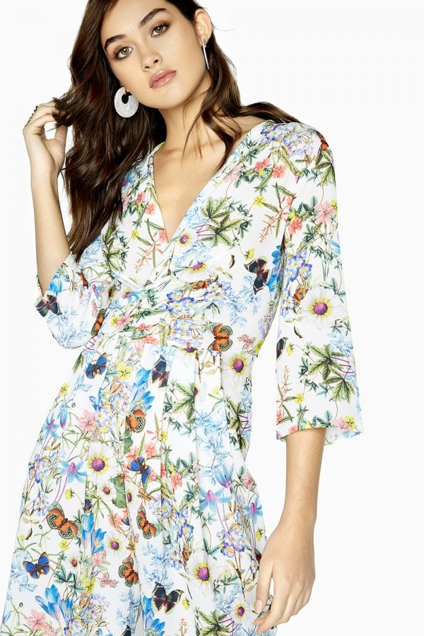 c82c3bb994e1 Girls on Film Lenny Floral Print Jumpsuit - Girls On Film from ...