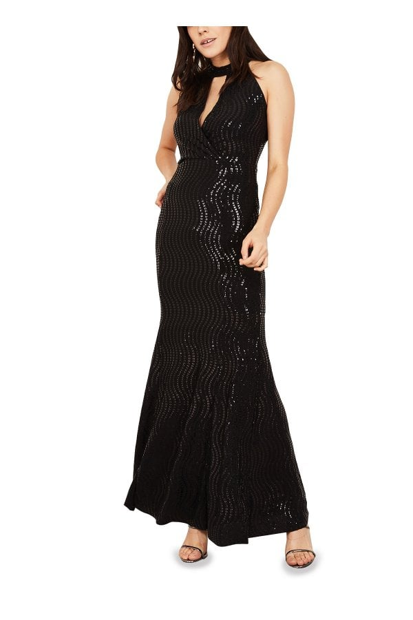 Eva Long Evening Dress