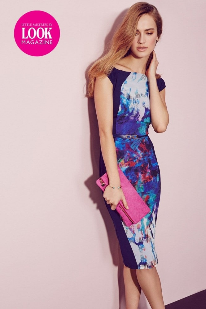 Outlet Little Mistress by Look Magazine Sienna Dress