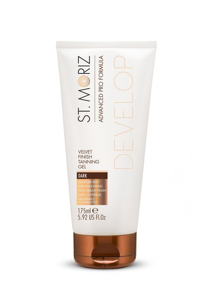 St. Moriz Advanced Pro Formula Velvet Touch Dark Gel