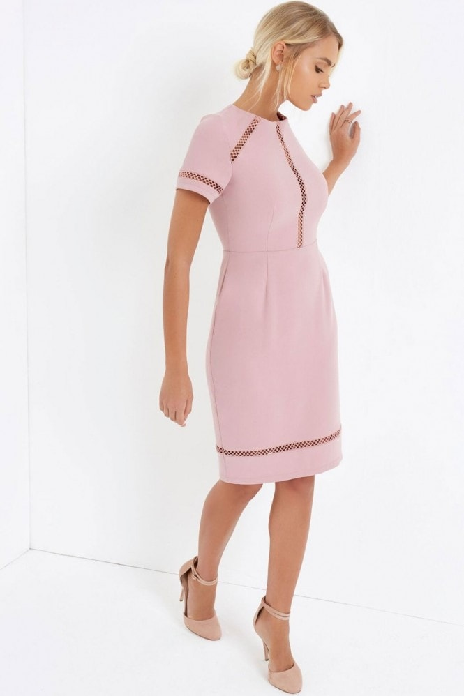 Paper Dolls Rose Bodycon Dress