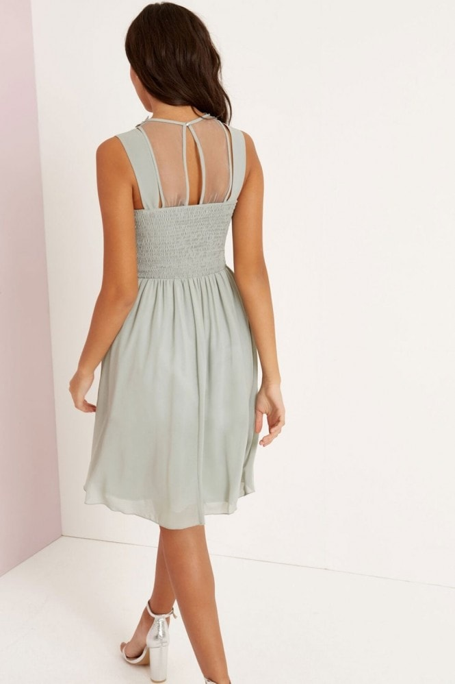 Little Mistress Waterlily Trim Prom
