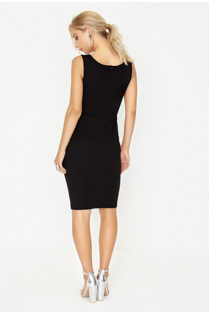 Girls on Film Black Bodycon Dress