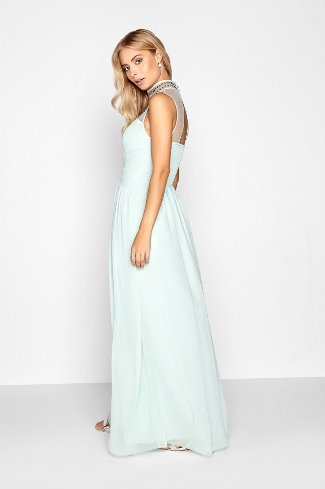 Little Mistress Mint Stud Maxi