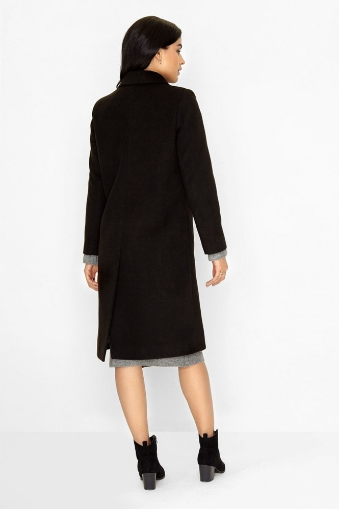 Outlet Girls On Film Black Coat