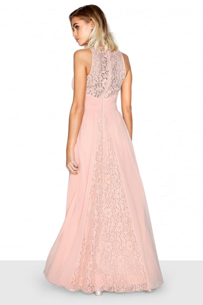 Little Mistress Sherbet Maxi Dress
