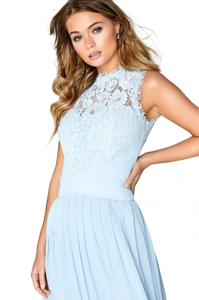 Little Mistress Pale Blue Dress