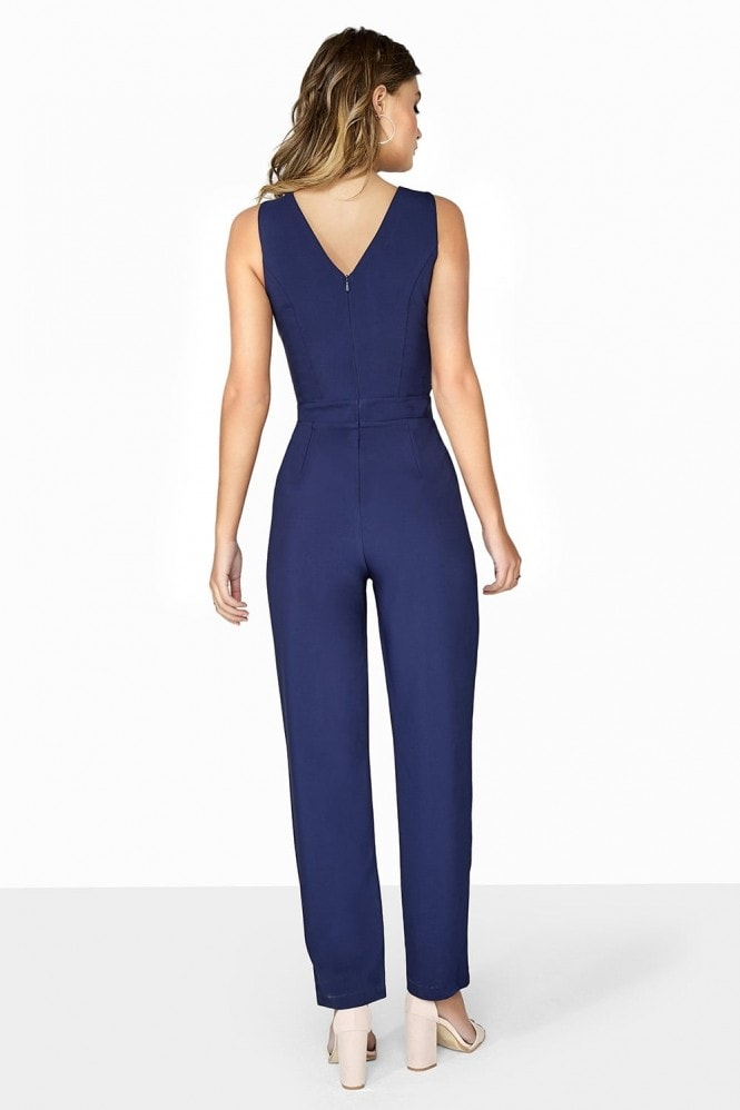Girls on Film Embroidered Jumpsuit