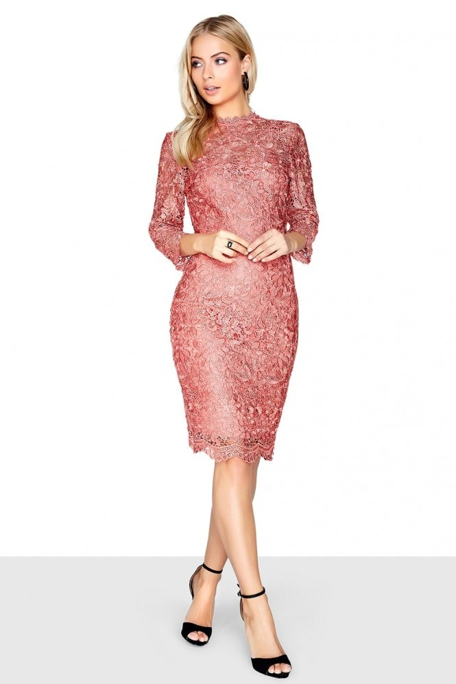 Outlet Paper Dolls Amber Lace Dress