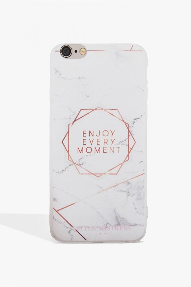 Little Mistress Accessories Enjoy Every Moment Case Iphone 7