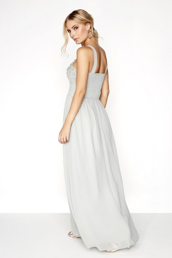 Waterlily Pearl Maxi