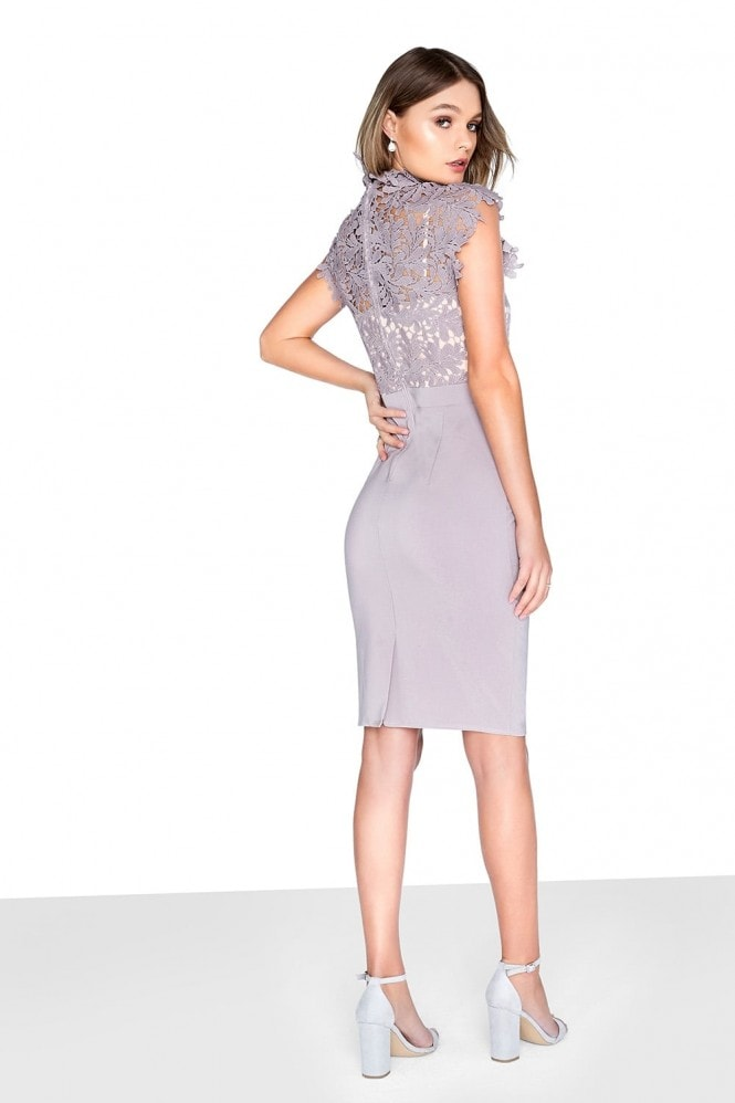 Little Mistress Oyster Bodycon