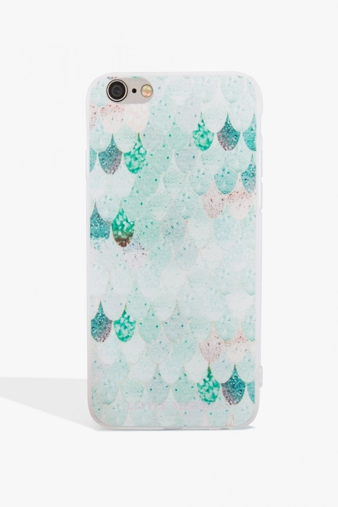 Little Mistress Accessories Green Scales Case Iphone 6