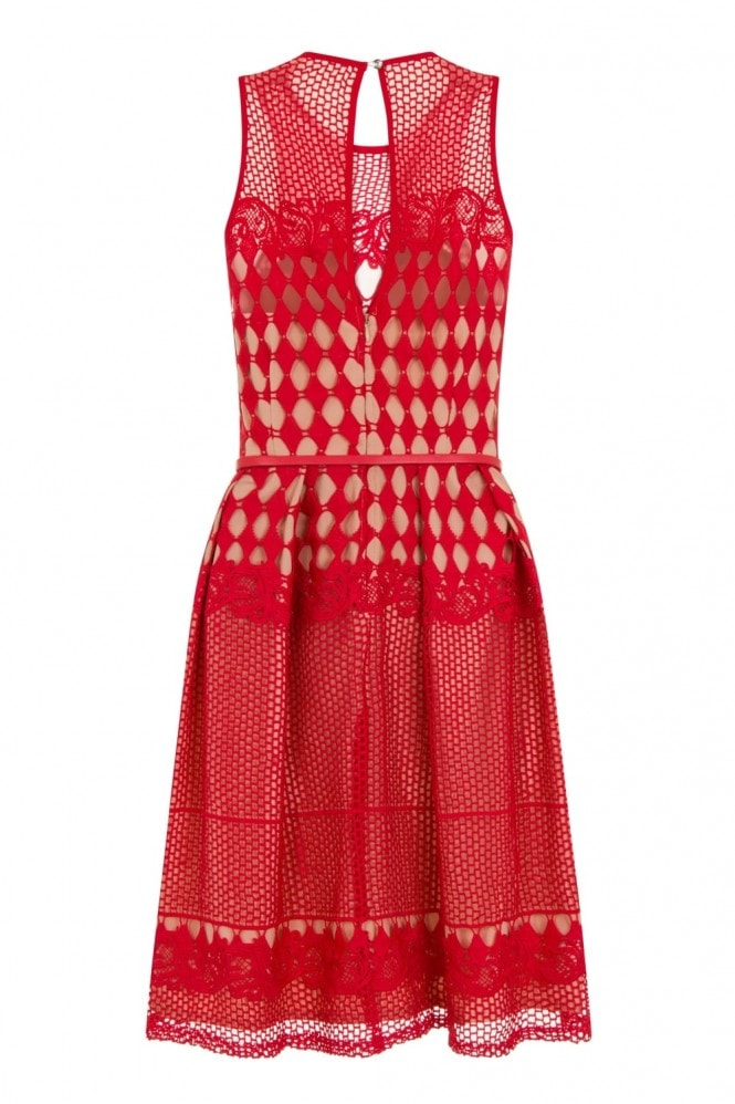 Little Mistress Poppy Crochet Prom