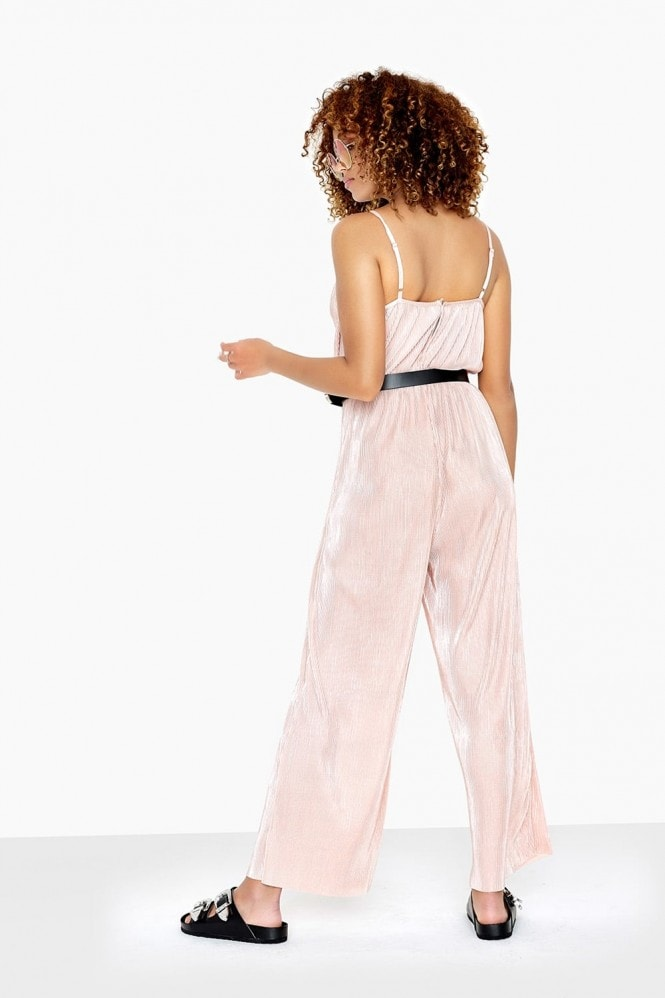 Girls on Film Evan Plisse Jumpsuit