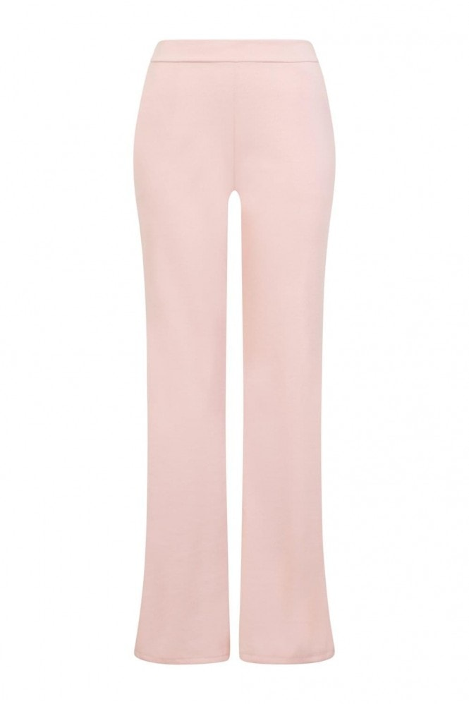 Blush Pink Trousers
