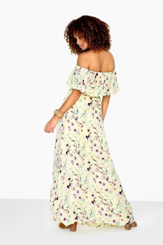 Girls on Film Danielle Floral Meadow Maxi Dress