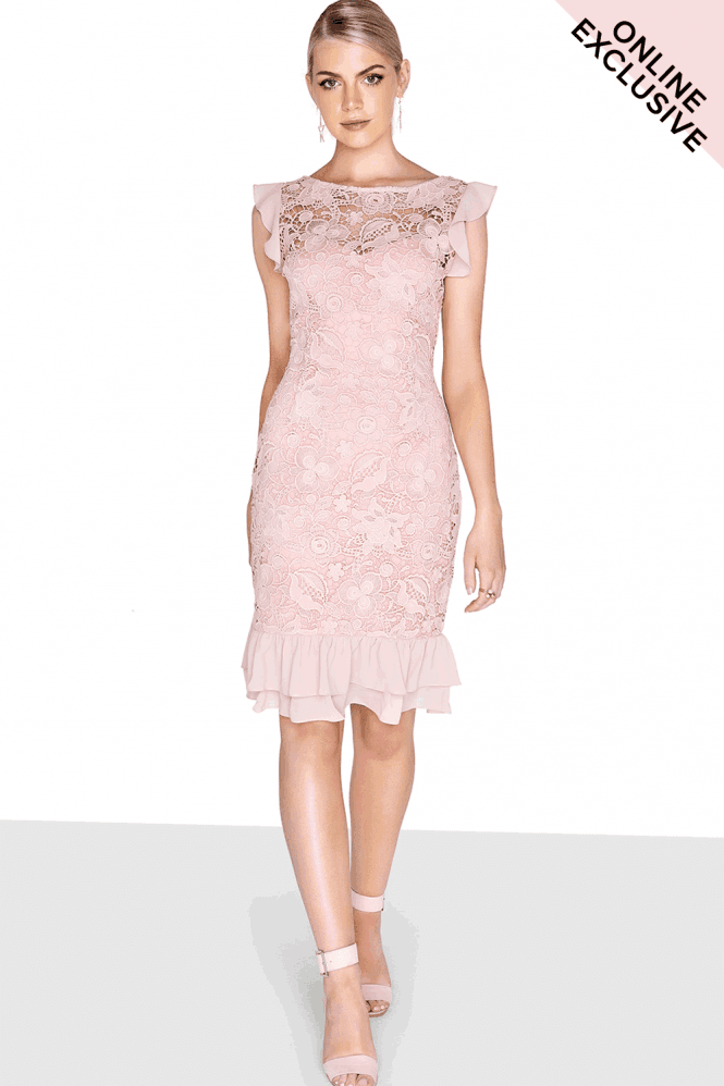 Paper Dolls Marseille Lace Dress