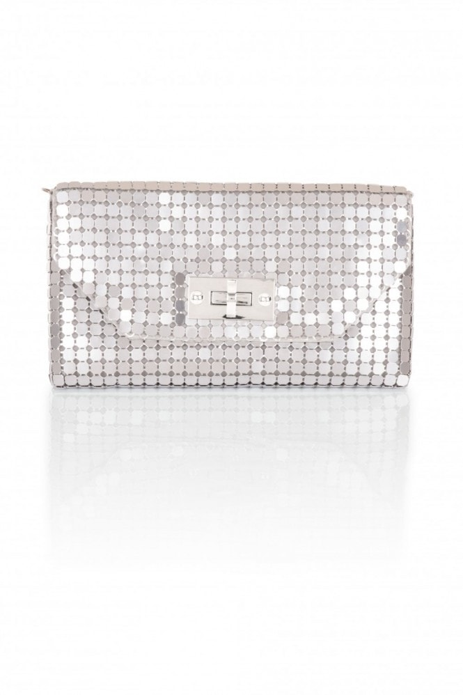 Chainmail Lock Clutch
