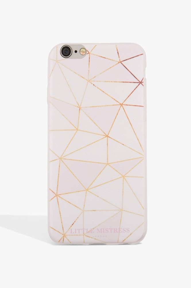 Little Mistress Accessories Triangle Case Iphone 7
