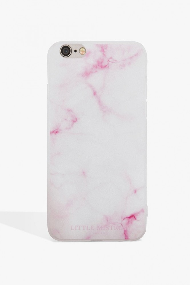 Little Mistress Accessories Pink Water Effect Phone Case Iphone 6