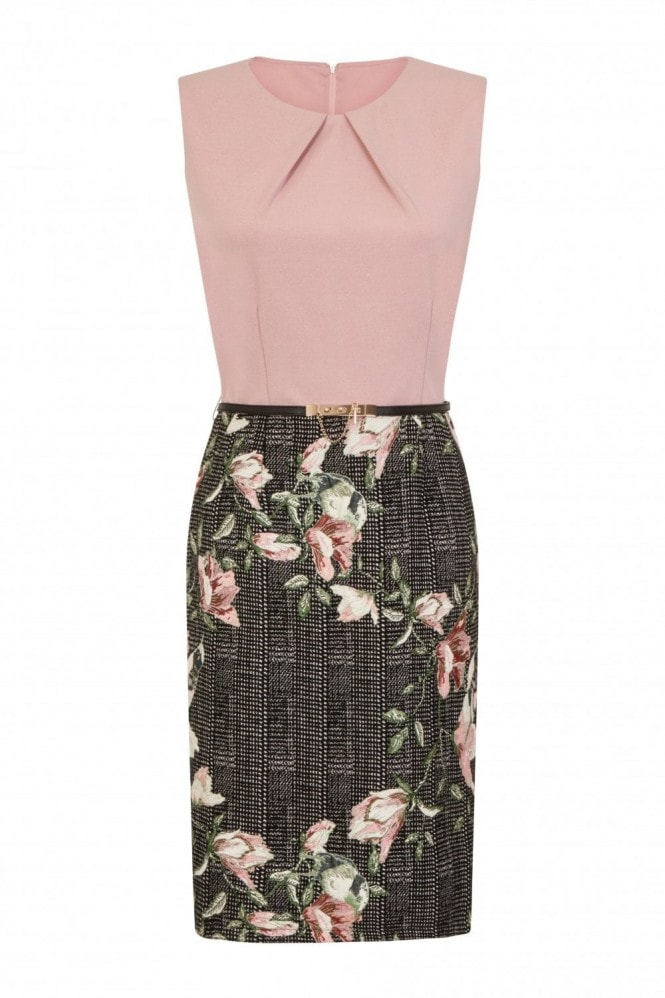 Paper Dolls Malmaison Jacquard Dress