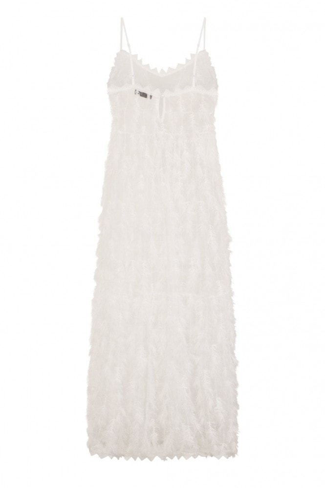 Girls on Film Goulding Fringe Cami Dress
