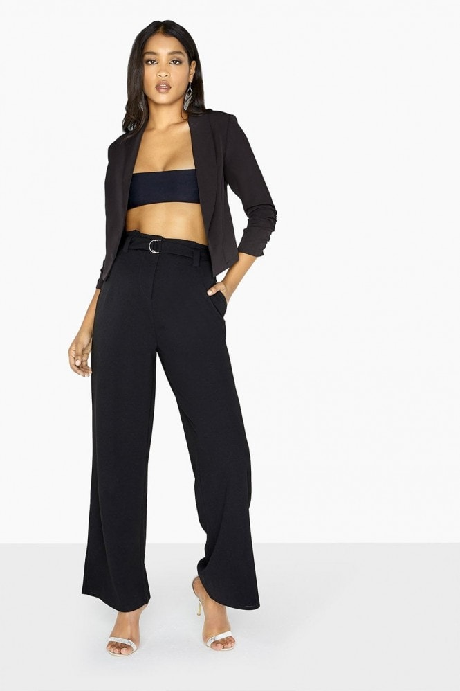 Outrageous Fortune Crop Blazer Co-Ord