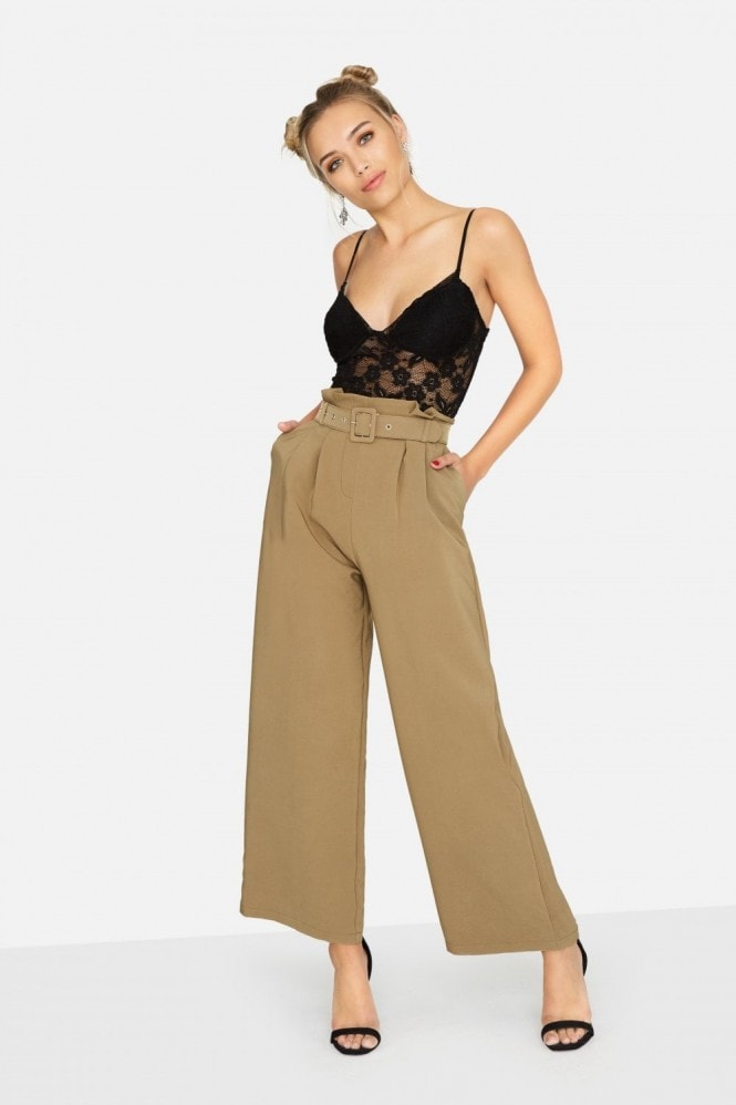 Outlet Girls On Film Arlo Paperbag Trouser