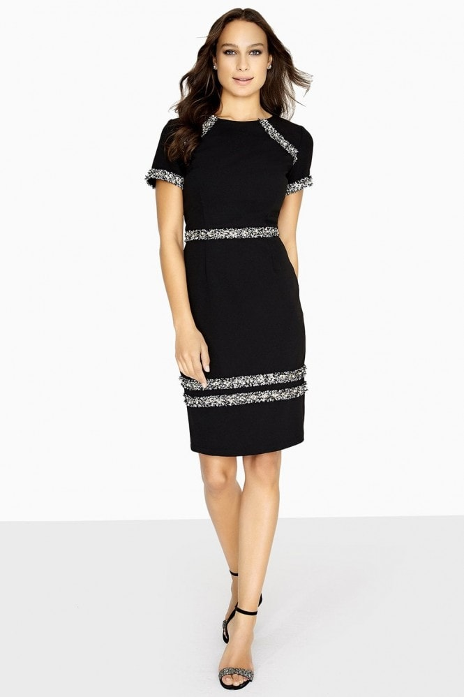 Paper Dolls Orsta Pearl Boucle Dress