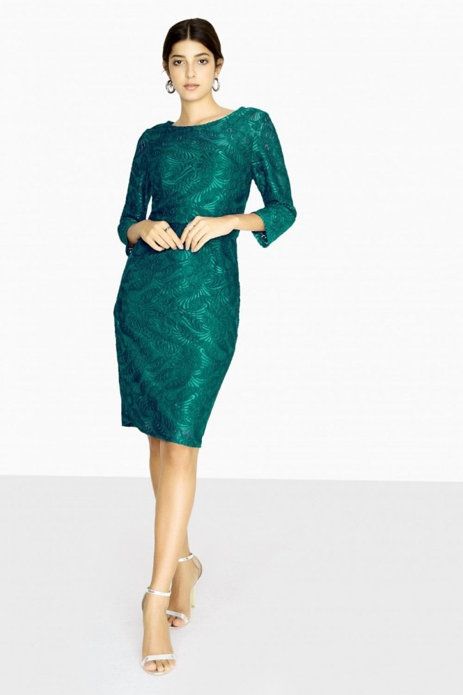 Paper Dolls Visby Long Sleeve Lace Dress