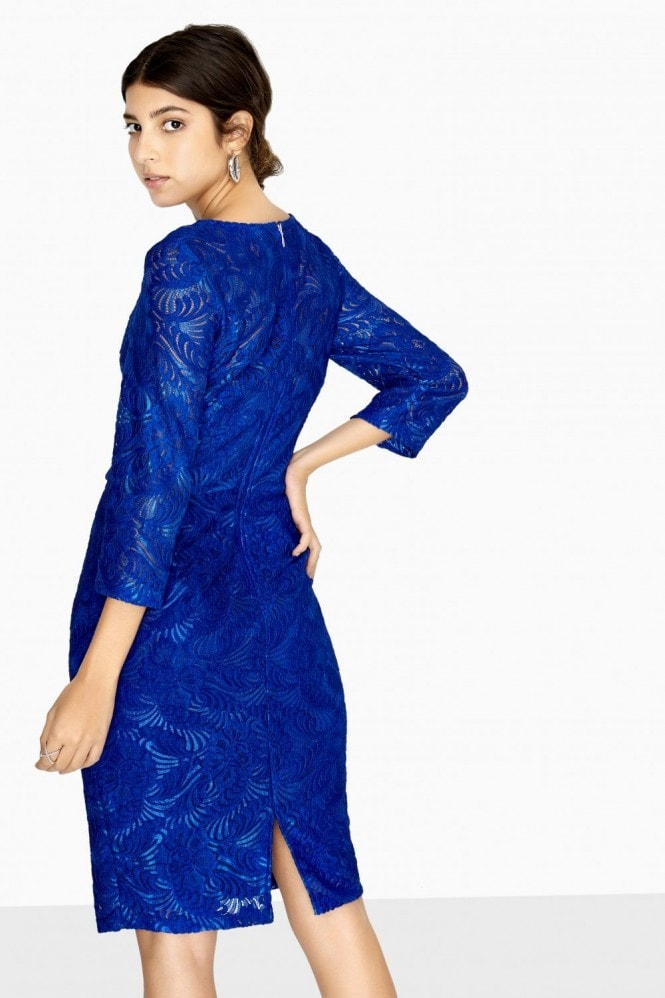 Outlet Paper Dolls Visby Long Sleeve Lace Dress