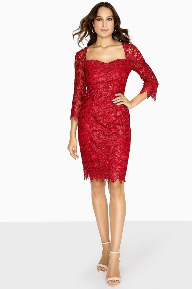 Outlet Paper Dolls Vardo Sequin Sweetheart Dress