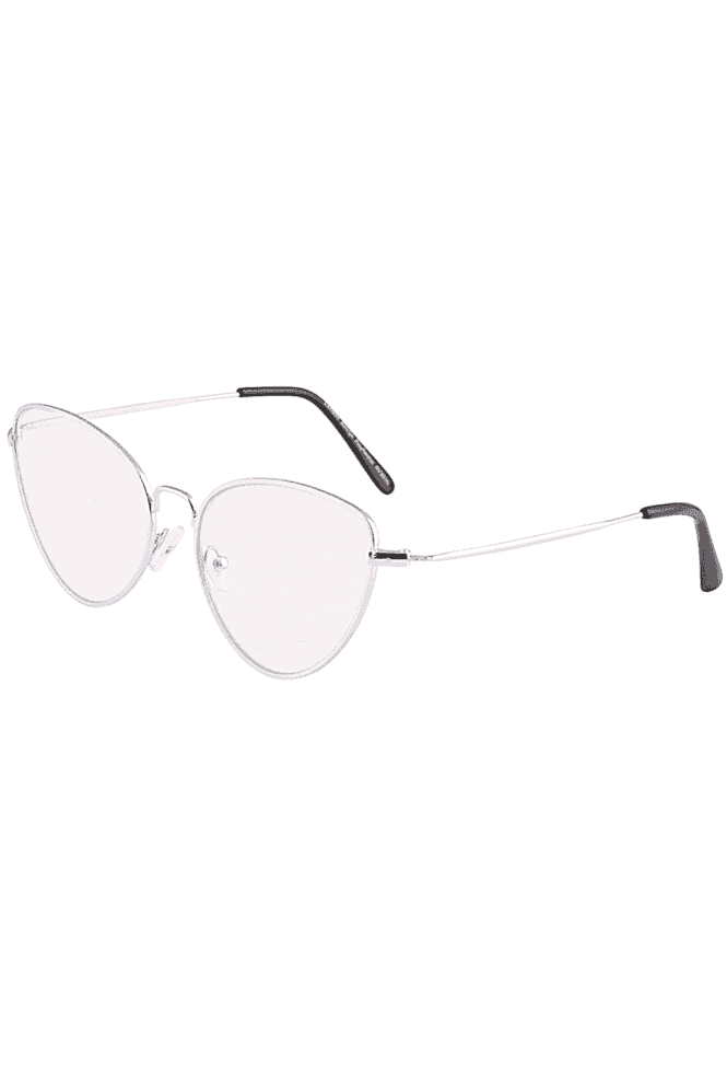 Silver Reader Fashion Glasses