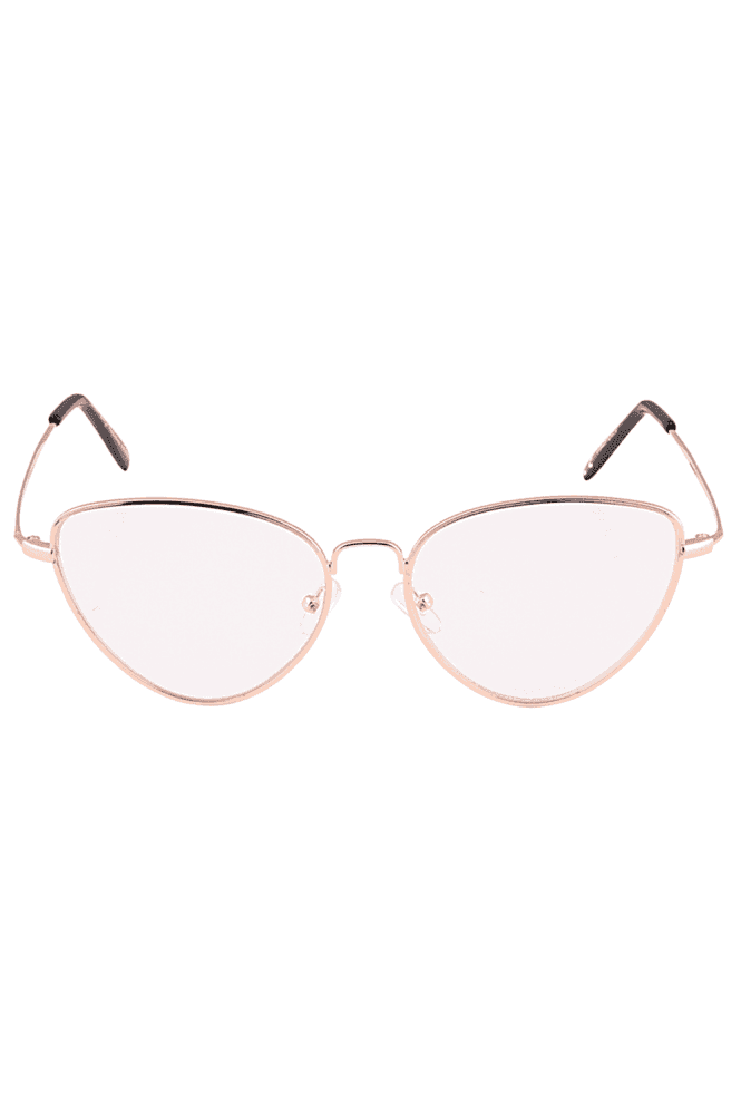 Rose Gold Reader Fashion Glasses