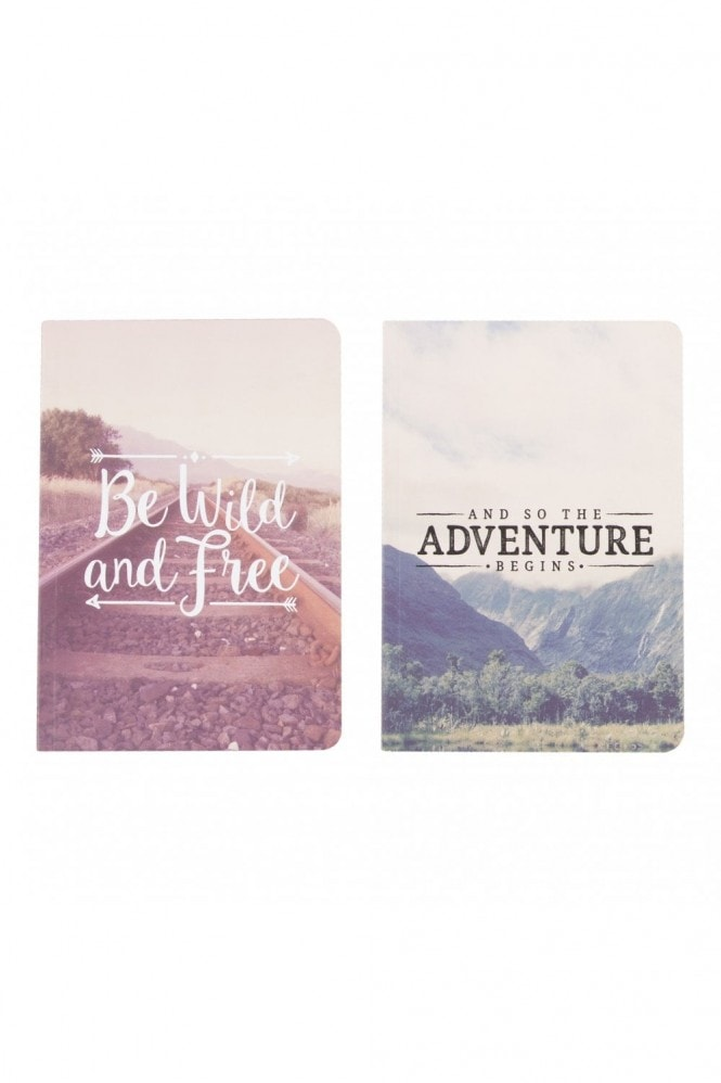 Sass & Belle Wanderlust A5 Notebook