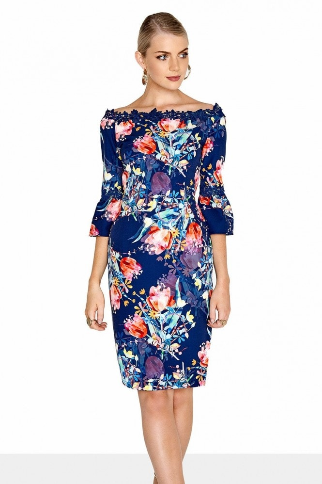 Outlet Paper Dolls Tulip Bardot Dress