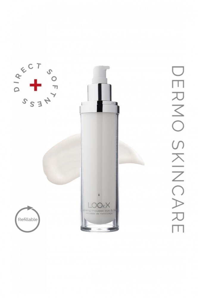 LookX Eye & Face Cleansing Mousse